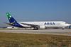 ABSA Cargo (ABSA Airline) Boeing 767-316F ER PR-ABD (msn 34245) MIA (Bruce Drum). Image: 101702.