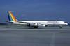 Aero Brasil (Trans Brasil-Transbrasil Linhas Aereas) Boeing 707-365C PT-TCP (msn 19416) ZRH (Rolf Wallner). Image: 913296.