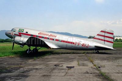 Aerovias Brasil Douglas C-53-DO (DC-3) PP-AVJ (msn 7333) (Christian Volpati Collection). Image: 952129.