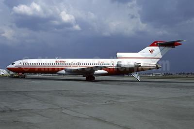Air Vias Linhas Aéreas Boeing 727-2J4 PP-AIW (msn 22079) (Sterling colors) GRU (Christian Volpati). Image: 945659.