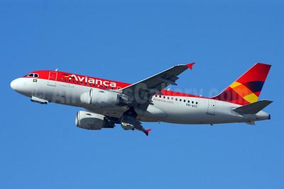 Avianca (Brazil) (OceanAir Linhas Aereas) Airbus A319-115 PR-AVC (msn 4287) GRU (Marcelo F. De Biasi). Image: 905278.