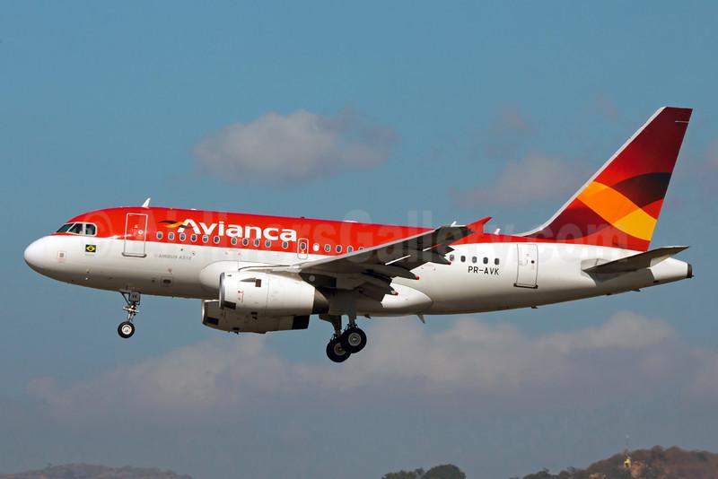 Avianca (Brazil) (OceanAir Linhas Aereas) Airbus A318-121 PR-AVK (msn 3062) GIG (Bernardo Andrade). Image: 920204.