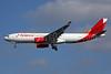 Avianca (Brazil) (OceanAir Linhas Aereas) Airbus A330-243F PR-ONV (msn 1506) GRU (Rob Finlayson). Image: 924345.
