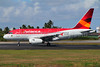 Avianca (Brazil) (OceanAir Linhas Aereas) Airbus A318-121 PR-AVO (msn 3216) SSA (Marcelo F. De Biasi). Image: 907723.