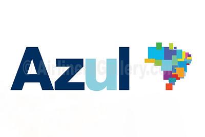 1. Azul Brazilian Airlines logo