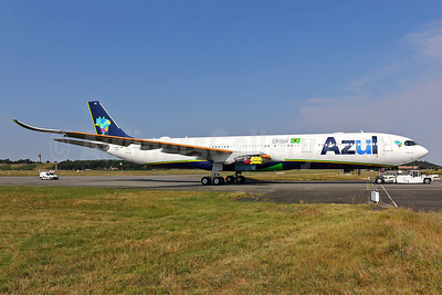 Azul's first Airbus A330-900