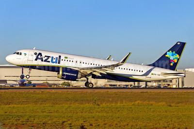 Azul Brasil (Azul Linhas Aereas Brasileiras) Airbus A320-251N WL PR-YRF (msn 7409) VCP (Rodrigo Cozzato). Image: 938768.