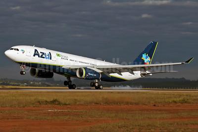 Azul Brasil (Azul Linhas Aereas Brasileiras) Airbus A330-243 PR-AIX (msn 372) VCP (Ian Bowley). Image: 931942.