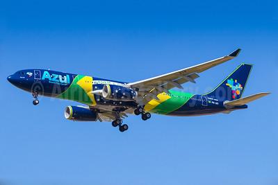 Brasil's flag carrier (flag livery)