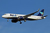 The first Airbus A320neo for Azul