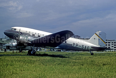 Cruzeiro Douglas C-47A-DL (DC-3) PP-SAE (msn 18992) SDU (Christian Volpati Collection). Image: 936975.