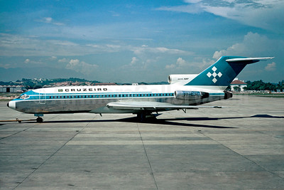Cruzeiro Boeing 727-193 PP-CJH (msn 19305) SDU (Christian Volpati). Image: 900348.