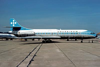 Cruzeiro Sud Aviation SE.210 Caravelle 6R PP-CJB (msn 133) POA (Christian Volpati). Image: 902700.