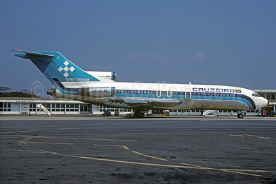 Cruzeiro Boeing 727-25 PP-CJK (msn 18969) BSB (Christian Volpati Collection). Image: 936974.