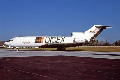 DIGEX - Di Gregorio Expresso Boeing 727-44C PT-MDG (msn 19319) OPF (Bruce Drum). Image: 103684.