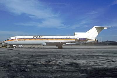 Fly Linhas Aéreas Boeing 727-2B6 PP-LBF (msn 20705) GRU (Christian Volpati). Image: 949204.