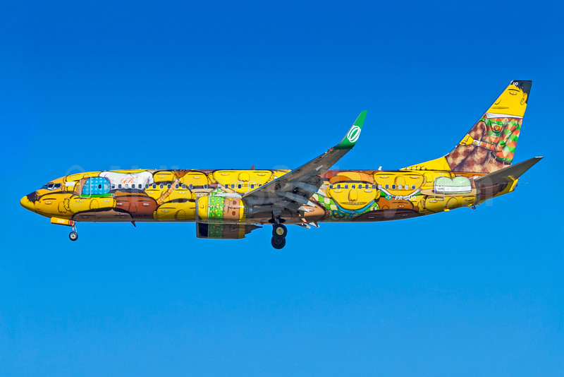 """Graffitti Jet"", by Brazilian Graffitti artist twins, Os Gêmeos"