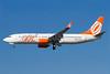 Gol Transportes Aereos Boeing 737-8EH WL PR-GXB (msn 39615) (GOL+) GRU (Rodrigo Cozzato). Image: 921111.