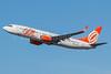 Gol Transportes Aereos Boeing 737-8EH WL PR-GTE (msn 34278) GRU (Rodrigo Cozzato). Image: 920438.
