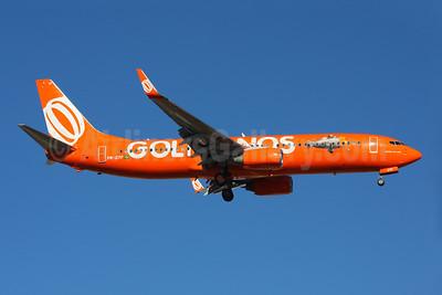Gol Transportes Aereos Boeing 737-8EH WL PR-GTF (msn 34279) (GOL 10 ANOS) CGH (Marcelo F. De Biasi). Image: 906715.