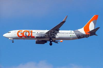 Gol Transportes Aereos Boeing 737-8EH WL PR-GTT (msn 34268) GRU (Rodrigo Cozzato). Image: 938096.