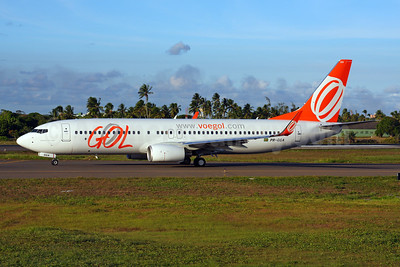 Gol Transportes Aereos Boeing 737-8EH WL PR-GGA (msn 35063) SSA (Marcelo F. De Biasi). Image: 900171.