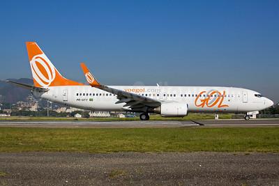 Gol Transportes Aereos Boeing 737-8EH WL PR-GTY (msn 34273) SDU (Bernardo Andrade). Image: 909117.