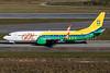 Gol Transportes Aereos Boeing 737-8EH WL PR-GUM (msn 35846) (CBF - Transportadora Oficial de Selecao Brasileira) GRU (Rodrigo Cozzato). Image: 912856.
