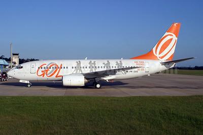 Gol Transportes Aereos Boeing 737-75B PR-GOC (msn 28101) (Tango dancers) FLN (AirSpeed). Image: 905028.