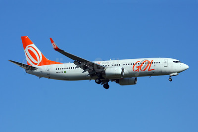 Gol Transportes Aereos Boeing 737-8EH WL PR-GTB (msn 34475) GRU (Marcelo F. De Biasi). Image: 900174.