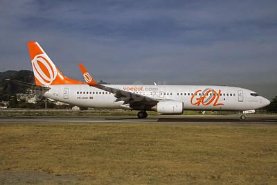 Gol Transportes Aereos Boeing 737-8EH WL PR-GGB (msn 35064) SDU (Christian Volpati). Image: 906114.
