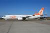 Gol Transportes Aereos Boeing 737-8EH WL PR-GUB (msn 35832) AMS (Ton Jochems). Image: 912055.