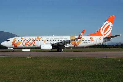 Gol Transportes Aereos Boeing 737-8EH WL PR-GGE (msn 35824) FLN (AirSpeed). Image: 904674.