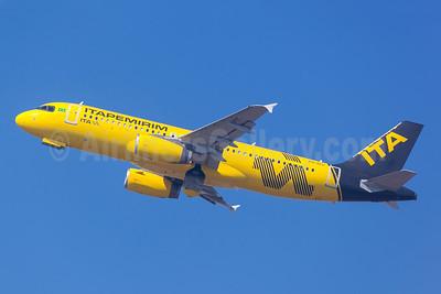 Itapemirim Transportes Aéreos - ITA (2nd) Airbus A320-232 PS-SFC (msn 2156) GRU (Rodrigo Cozzato). Image: 954596.