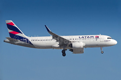 First Airbus A320neo for South America
