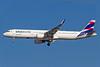 LATAM Airlines (Brazil) Airbus A321-211 WL PT-XPB (msn 6414) (Oneworld) GRU (Rodrigo Cozzato). Image: 937383.