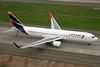 LATAM Airlines (Brazil) Boeing 767-316 ER WL PT-MSY (msn 42214) SCL (Alvaro Romero). Image: 932755.