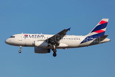 LATAM Airlines (Brazil) Airbus A319-132 PT-TMG (msn 4773) GRU (Rodrigo Cozzato). Image: 952178.