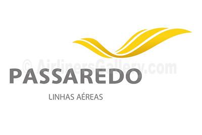 1. Passaredo Linhas Aéreas logo