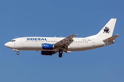 Sideral Air Cargo Boeing 737-33AF PR-SDG (msn 25426) GRU (Rodrigo Cozzato). Image: 954056.