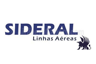 1. Sideral Linhas Aéreas logo
