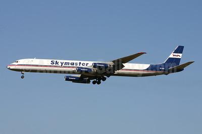 Skymaster Airlines McDonnell Douglas DC-8-63 (F) PR-SKM (msn 46137) GRU (Marcelo F. De Biasi). Image: 952479.