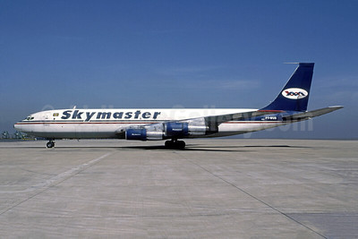 Skymaster Airlines Boeing 707-324C PT-WUS (msn 19352) VCP (Bruce Drum Collection). Image: 952476.