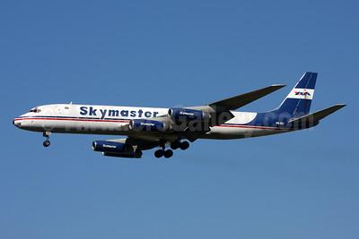 Skymaster Airlines McDonnell Douglas DC-8-62 (F) PR-SKI (msn 46154) GRU (Marcelo F. De Biasi). Image: 952477.