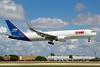TAM Cargo Boeing 767-316F ER WL PR-ADY (msn 32573) MIA (Luimer Cordero). Image: 909750.
