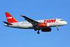TAM Brasil (TAM Linhas Aereas) Airbus A319-132 PR-MAH (msn 1608) (Orgulho de Ser Brasileira) GRU (Marcelo F. De Biasi). Image: 900105.