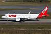 TAM Brasil (TAM Linhas Aereas) Airbus A320-214 WL PR-MYY (msn 5591) (Sharklets) GRU (Rodrigo Cozzato). Image: 912857.