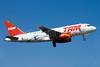 TAM Brasil (TAM Linhas Aereas) Airbus A319-132 PR-MAO (msn 1837) (Orgulho de Ser Brasileira - Cirque du Soleil) SDU (Bernardo Andrade). Image: 909130.