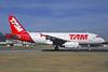 TAM Brasil (TAM Linhas Aereas) Airbus A319-132 PT-MZD (msn 1096) SDU (Christian Volpati). Image: 907732.