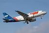 TAM Brasil (TAM Linhas Aereas) Airbus A319-132 PT-TMD (msn 4192) (Retrojet 2) SDU (Bernardo Andrade). Image: 909132.